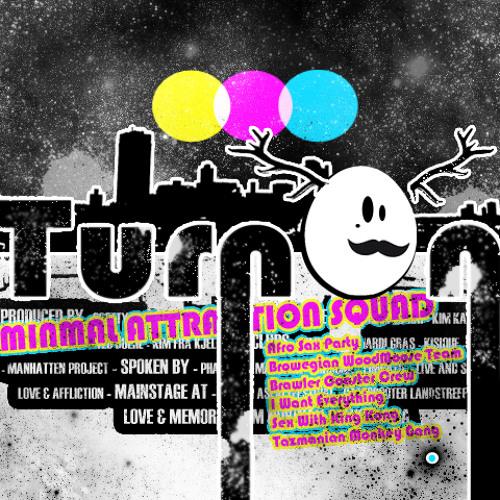 TurnOn - Tazmanian Monkey Crew [CUE Digital Records]