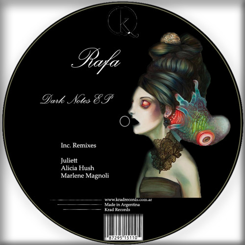 Rafa - Dark notes (Juliett remix) (OUT on Krad records)