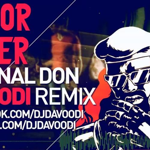 Major Lazer - Original Don (Davoodi Remix)