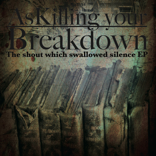 【The shout which swallowed silence EP】 sample crossfade