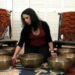 Singing Bowl Meditation: Crown Chakra Set - Part 1 . . . from Bodhisattva