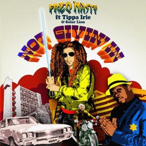 FreQ Nasty ft Tipper Irie & Solar Lion - Not Givin In (Greg Reve Remix)
