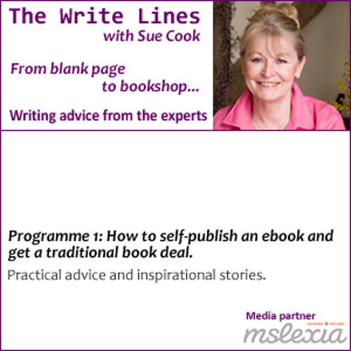 The Write Lines - Ebook publishing and getting a traditional book deal