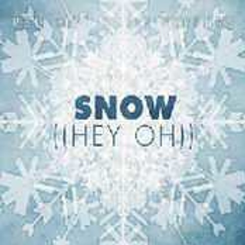 Red Hot Chili Peppers - SNOW (House)