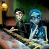 Corpse Bride Piano Suite (+Vincent)