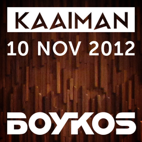 Promo Mix for Kaaiman Café, Ghent