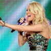 Carrie Underwood - 99.5 The Wolf 2 Parts 01 - 10.26.12
