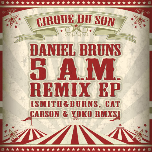 Daniel Bruns - 5 A.M. Remixes (No Klimper Mix) (preview)