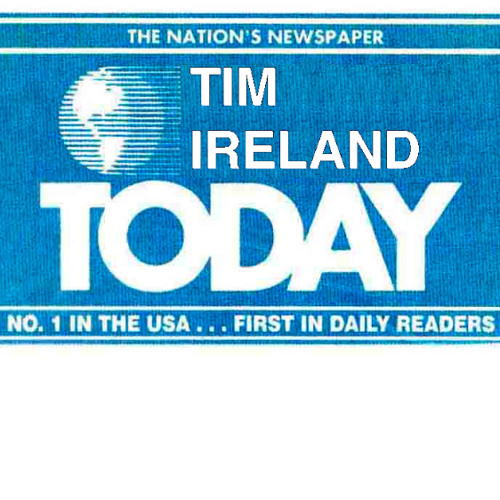 Tim Ireland - Today
