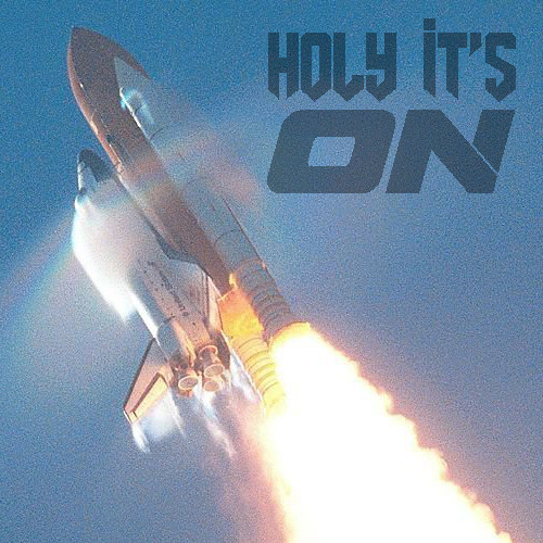 Jack Buser - Holy It's On