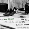 2012-10-24- Viover & Los Piraos - El Portal @ Chocolates Con Cariño, Caracas