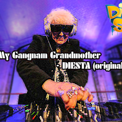 Gangnam Style (OMGrandmother intro edit) -  PSY