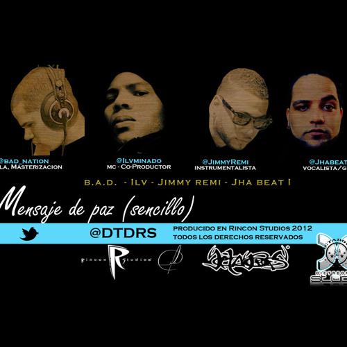 Ilv - mensaje de paz ft JahBeat I, (Prod. Jimmy Remi  & B.A.D )