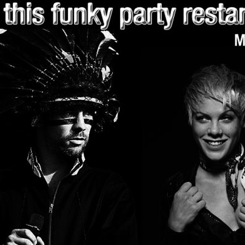 Pink Vs Jamiroquai - Get this funky party restarted