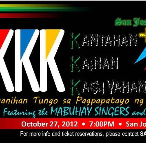 Ay ay ay O Pag-Ibig - Mabuhay Singers feat SJDAP Music Ministry