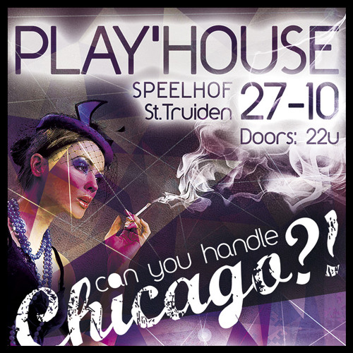 Play'house 27/10/12 with Ian Pooley (Pooled Music, Berlin).
