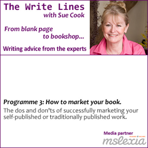 The Write Lines - How to market your book