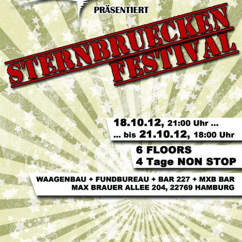 Toomanyfaces @ Sternbrücken-Festival 2012