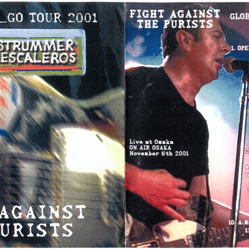 Joe Strummer & The Mescaleros _ Global a Go-Go.wav (re-master v1a)