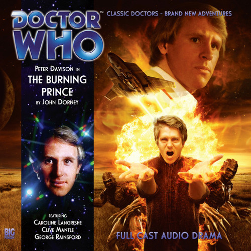 Doctor Who: The Burning Prince episode 1 (free)