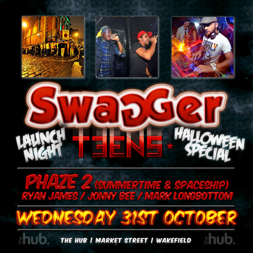 Swagger Mixed By Mark Longbottom