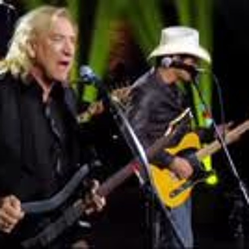 """Rocky Mountain Way"" - Joe Walsh & Brad Paisley (live)"