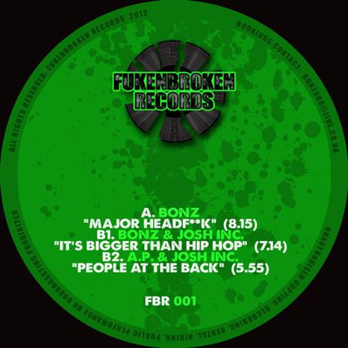 Bonz & Josh Inc. - It's Bigger Than Hip Hop (Preview)(OUT ON FUKENBROKEN RECORDS 001 B1)
