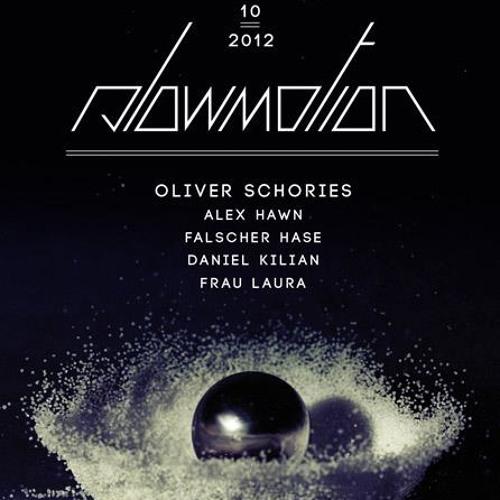 """Oliver Schories - DJ Set @ Elbestrasse 36 Frankfurt """"SLOWMOTION"""" 27-10-2012"""