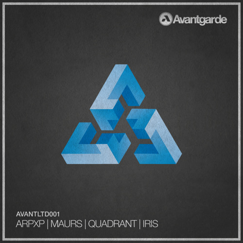 Quadrant & Iris - Sparse (AVANTGARDE LTD001) OUT NOW