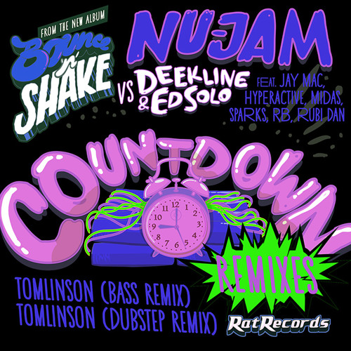 Nu Jam Vs Deekline & Ed Solo - Countdown (Tomlinson Remixes) *OUT NOW ON BEATPORT*
