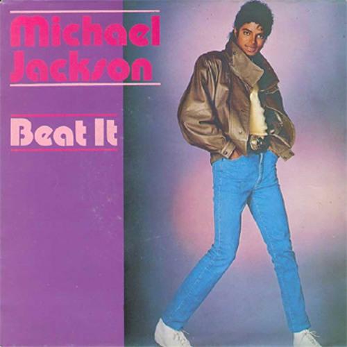 Michael Jackson - Beat It (Hitachi II Remix)