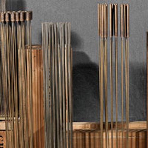 CAGE / Bertoia sculptures performance, excerpt 1