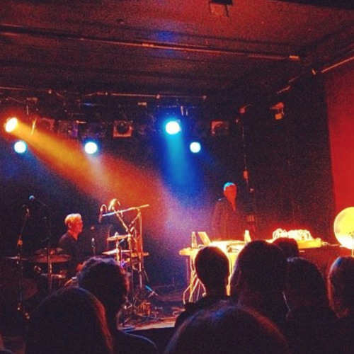 Echoes (Lille Vega 25.10.12)