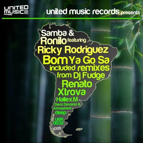 Samba & Ronilo feat. Ricky Rodriguez - Bom Ya Go Sa (Hallex M Mix)