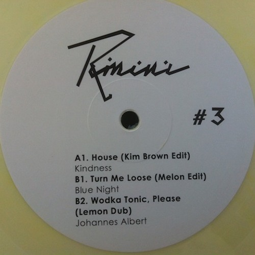 Kindness - House (Kim Brown Edit) (Rimini #3)
