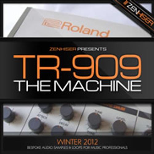TR-909 The Machine