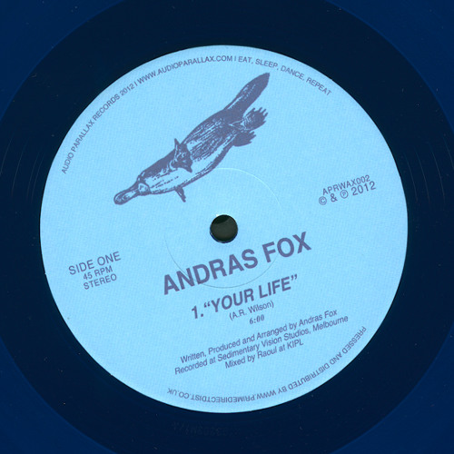 Andras Fox - Your Life