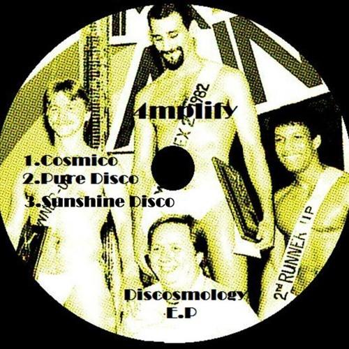 4mpliFy - Pure Disco (Original Mix) [Discosmology EP - MSR001]