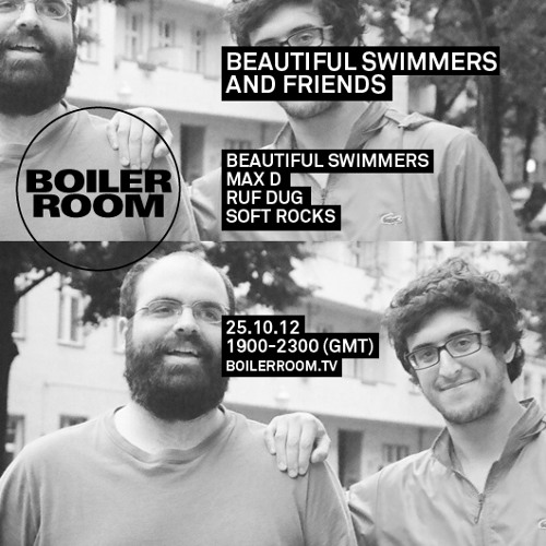 Beautiful Swimmers 50 min Boiler Room DJ Set