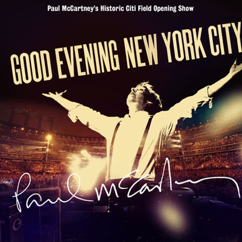 Give Peace A Chance [Taken From 'Good Evening New York City' Disc 2]
