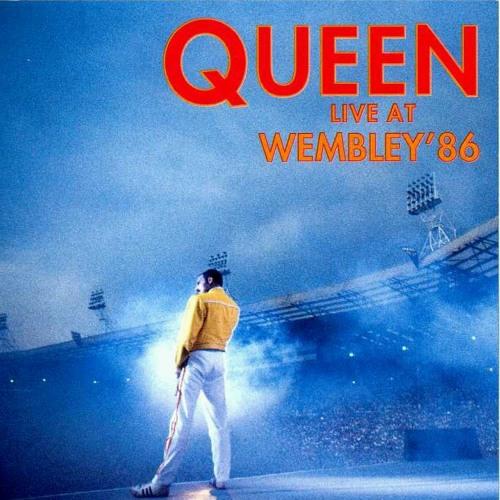 Queen Wembley 86