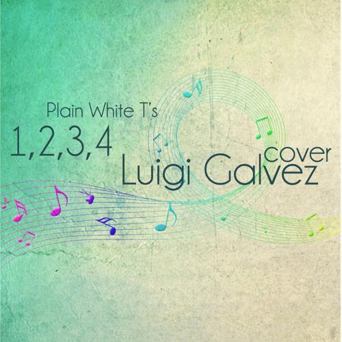 1,2,3,4 (Plain White T's) Cover - Luigi Galvez