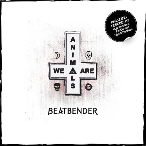 Beatbender - Animals (Hypomaniacs VRMX) / Preview [Jet Set Trash]