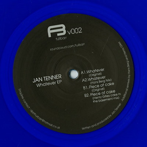 b2_jan tenner-piece of cake (henry gilles cake's in the basement mix)