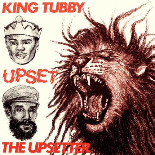 ras dude Meets The Upsetter at King Tubby's