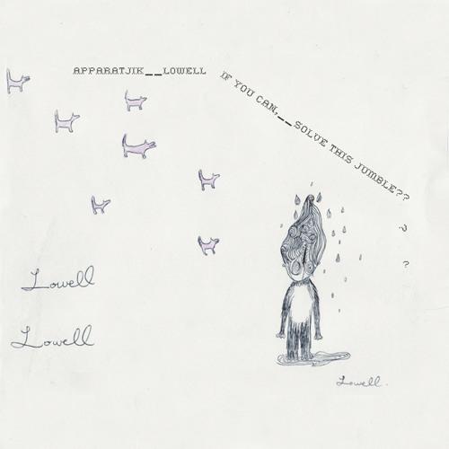 Apparatjik presents Lowell - The Birds