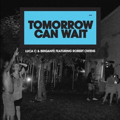 Tomorrow Can Wait (Original Mix) - Luca C. & brigante ft. Robert Owens