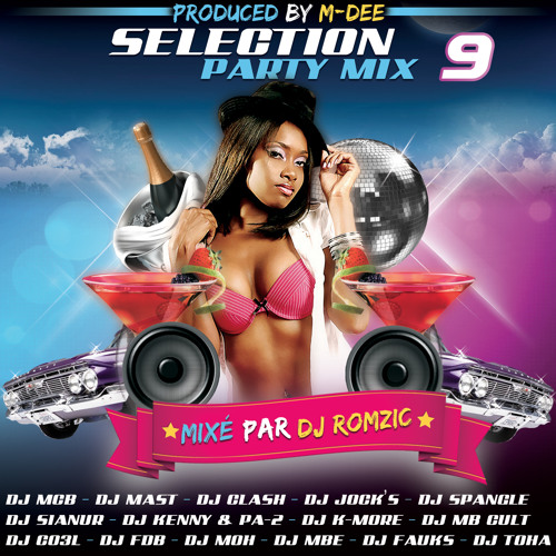 Dj Romzic & M-DEE - Intro selection party mix volume 9