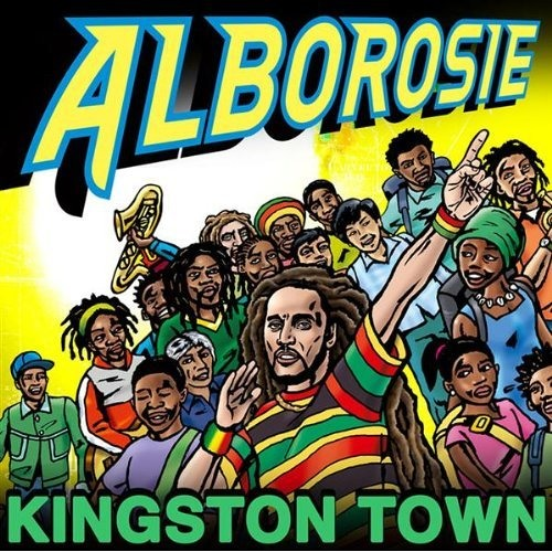 Alboroise-Kingston town (D-Jerm Rmx)preview