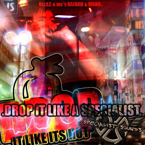 Nizzle - 'Drop It Like A Specialist' Feat MC's Rainah & Mono